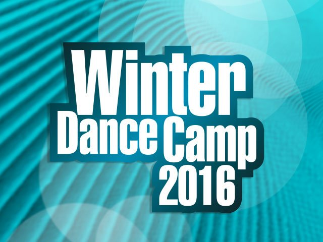 Cubana Winter Dance Camp '16