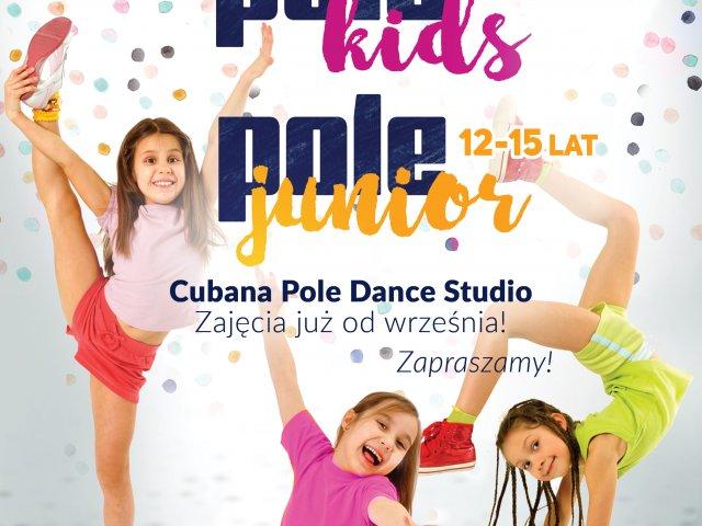 Pole Dance dla Dzieci już w Cubanie!