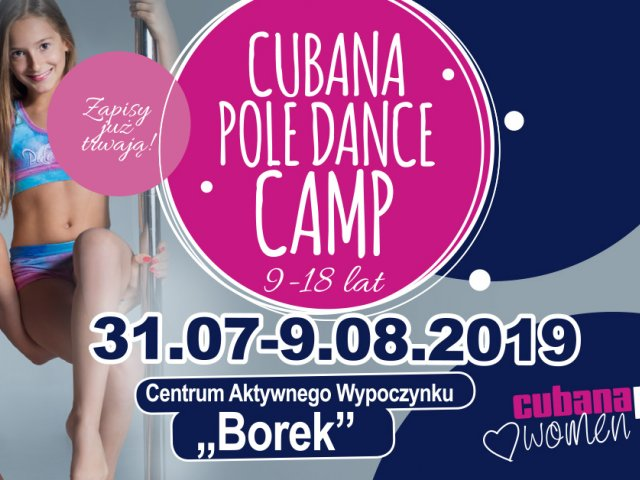 Cubana Pole Dance Camp 2019!
